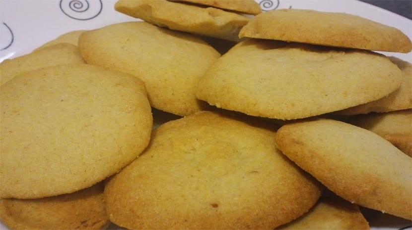 galletas caseras faciles