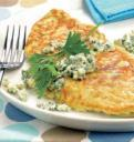 Tortilla de roquefort