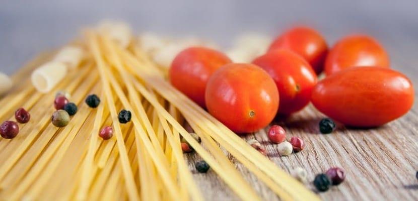 Número de espaguetis por persona