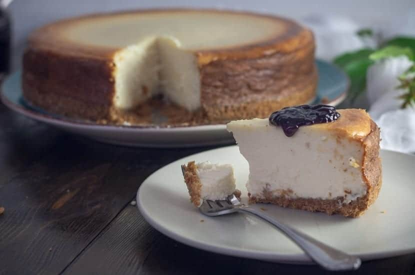 Tarta de queso