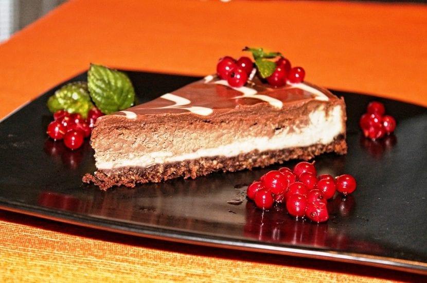 Targa de chocolate