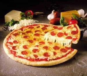 Recetas Comida Masa de Pizza