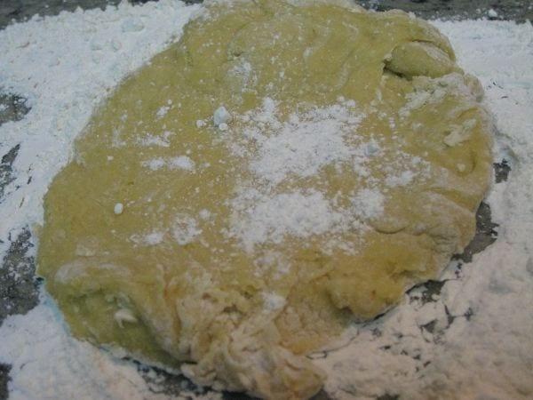 masa de raviolis de pasta fresca