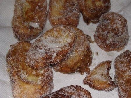 receta tradicional de torrijas