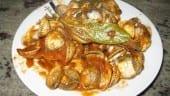 recetas de berberechos