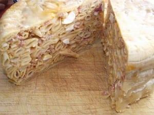 receta finalizada de crosto