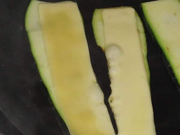 calabacin con queso
