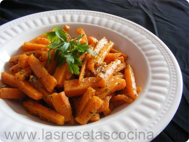 Ensalada árabe de zanahorias