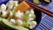Wok de verduras al curry