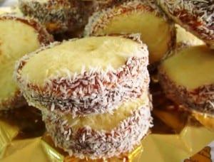 Alfajores caseros, receta argentina
