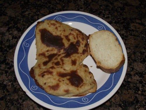 receta-finalizada-de-filetes-de-pavo-con-bechamel-gratinados