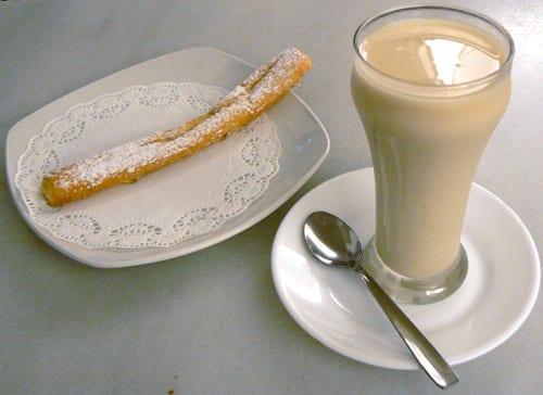 horchata-chufa