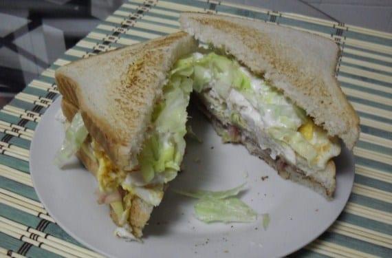 Sandwiches completos para cenar entre amigos