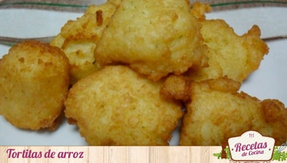 Tortitas de arroz