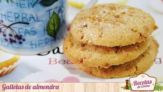 receta facil y rapida de galletas