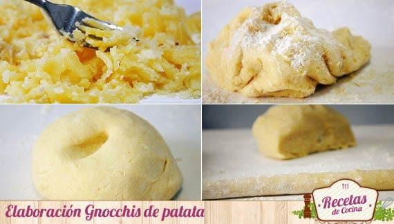 Gnocchis de patata