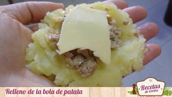 Bolas De Patatas Rellenas De Carne Riquísimas Para Los Más Pequeños Recetas De Cocina