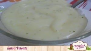 Salsa Velouté
