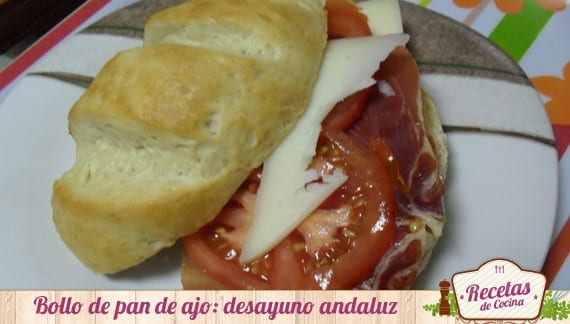 Pan de ajo, especial para hacer tus propios bocadillos