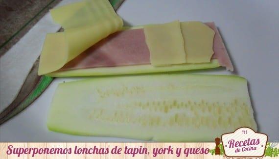 San jacobos con tapines