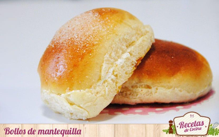 Bollos de mantequilla, un dulce típico de Bilbao