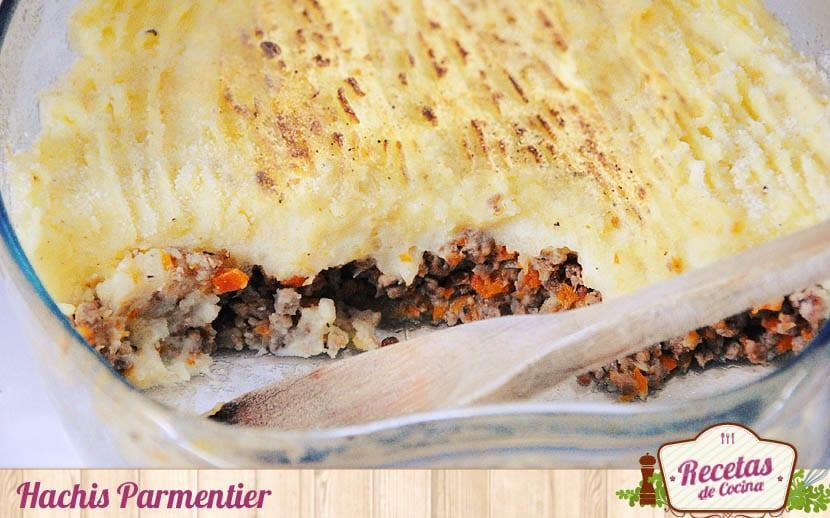 Hachis Parmentier, una receta tradicional francesa