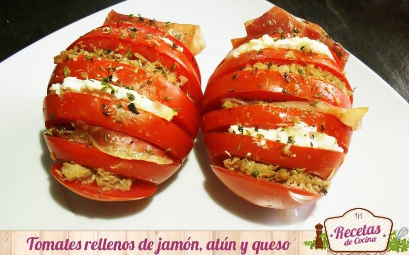 receta de tomate