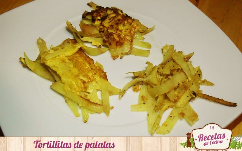 Tortillitas de patatas