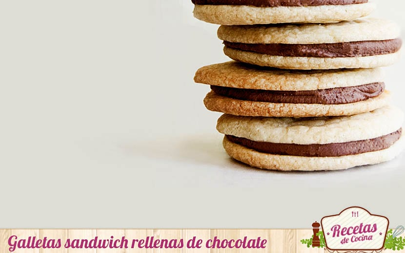 galletas-sandwich-con-chocolate