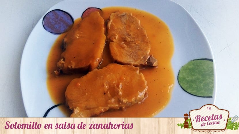Solomillo En Salsa De Zanahorias Recetas De Cocina