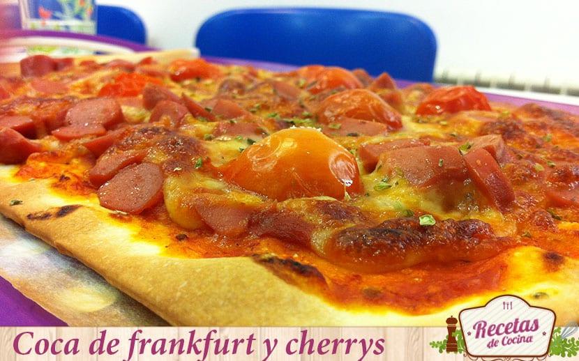 coca frankfurt y cherrys