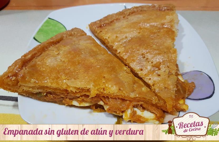 Empanada sin gluten