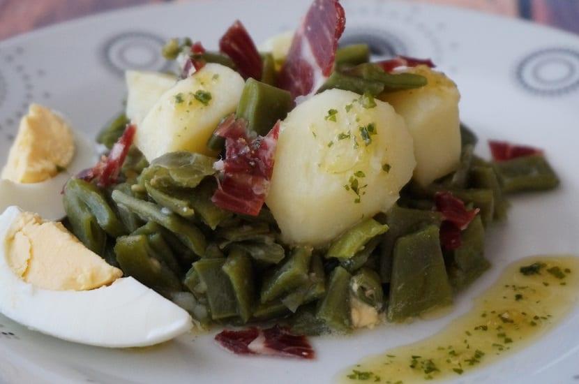 Como Cocinar Judias Verdes | Judias Verdes Con Patatas Un Plato Sencillo Y Completo