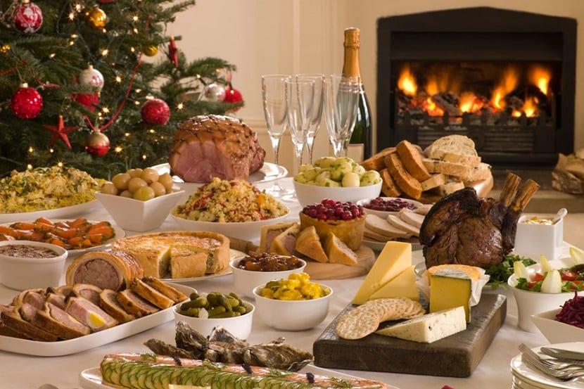 Elige entre estos menús para estas Navidades