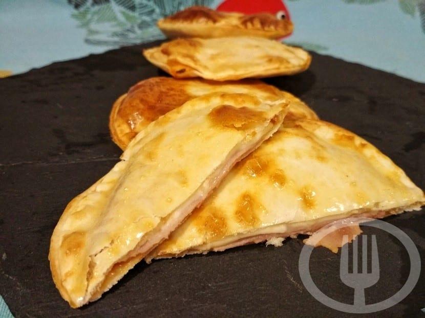 Empanadillas horneadas