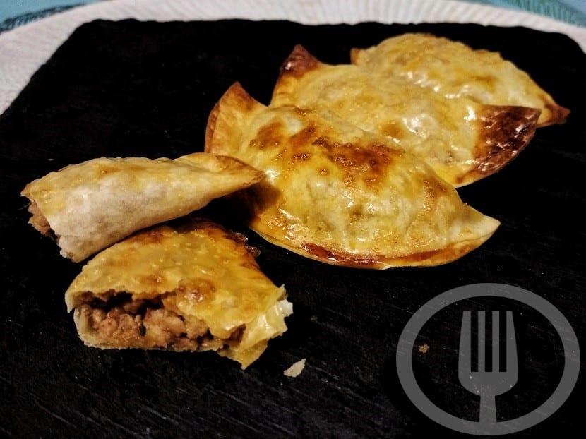 Empanadillas de carne