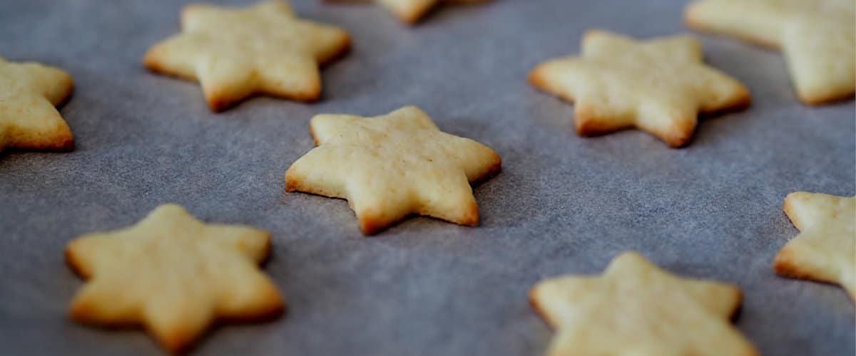galletas de masa quebrada