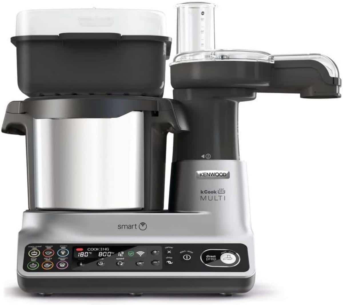 Los robots de cocina son ideales cuando se quieren preparar platos rápidos y buenos